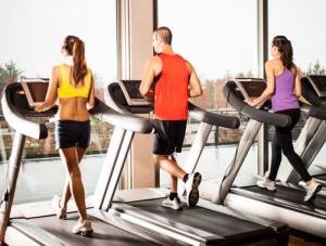 fitnesslaufbänder